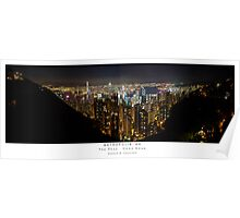 Metropolis, HK Poster