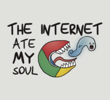 The Internet Ate My Soul by Enzonia