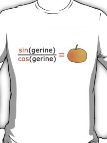 Tan(gerine) T-Shirt