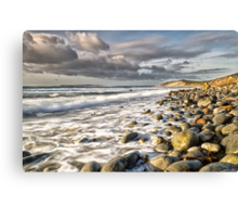 The Wash at Osmington Canvas Print