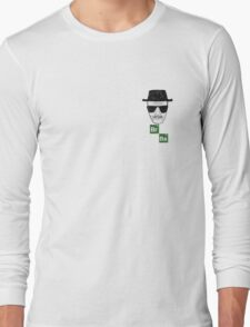 Breaking Bad Heisenberg Logo Long Sleeve T-Shirt
