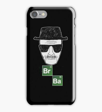 Breaking Bad Heisenberg Logo iPhone Case/Skin