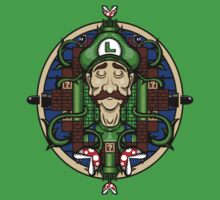 Luigi's Lament Kids Clothes