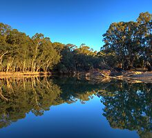Murrumbidgee River by Adam Armstrong