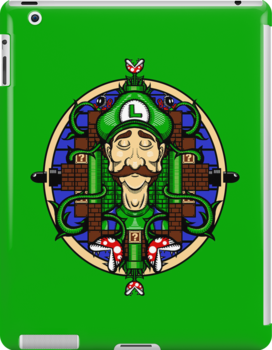 Luigi's Lament by ShayLeiArt