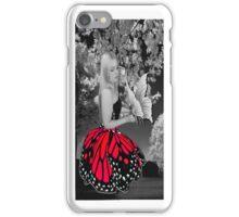 Ƹ̴Ӂ̴Ʒ BUTTERFLY WISHES IPHONE CASE Ƹ̴Ӂ̴Ʒ iPhone Case/Skin