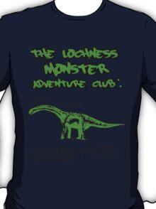 LOCH NESS monster. T-Shirt