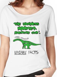 LOCH NESS monster. Women's Relaxed Fit T-Shirt