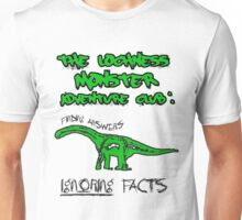 LOCH NESS monster. Unisex T-Shirt