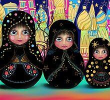 russian polka by © Karin  Taylor