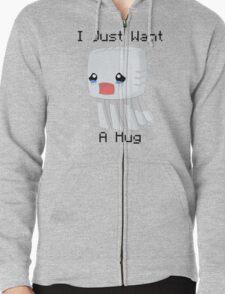 Minecraft ghast just hug me T-Shirt