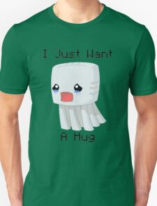 Minecraft ghast just hug me T-Shirt