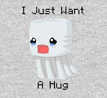 Minecraft ghast just hug me Unisex T-Shirt