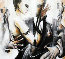 When Tango meets painting by Philip Gaida