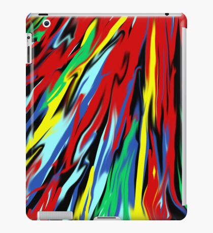 Pop Art Colourful Abstract iPad Case/Skin