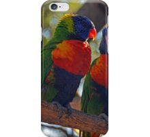 Lorikeets iPhone Case/Skin