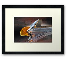 Ancient Astronaut Framed Print