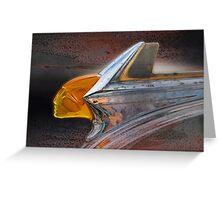 Ancient Astronaut Greeting Card