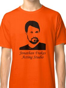 Jonathan Frakes Acting Studio Classic T-Shirt