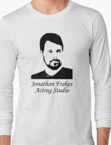 Jonathan Frakes Acting Studio Long Sleeve T-Shirt