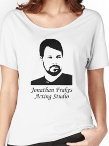 Jonathan Frakes Acting Studio Women's Relaxed Fit T-Shirt