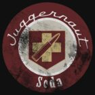 Juggernog - Zombies Perk Emblem  by ZincSpoon