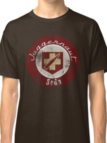 Juggernog - Zombies Perk Emblem  Classic T-Shirt