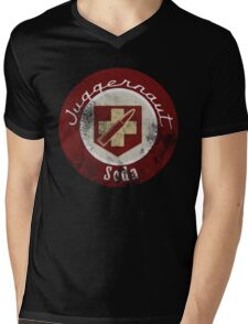 Juggernog - Zombies Perk Emblem  Mens V-Neck T-Shirt