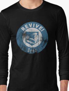 Quick Revive - Zombies Perk Emblem Long Sleeve T-Shirt
