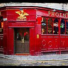 The Phoenix Bar in Dundee Scotland by Forfarlass