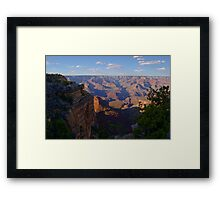 Grand Canyon View From South Rim Framed Print
