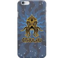 Cthulhu return iPhone Case/Skin