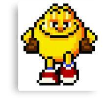 Pac-man - Pac-man 2 Canvas Print