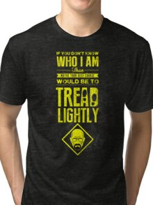 Tread Lightly Tri-blend T-Shirt