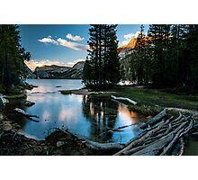 Outlet at Tenaya Lake Photographic Print