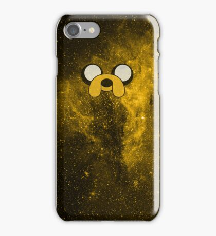 jake the dog iPhone Case/Skin