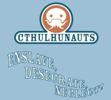 Cthulhunauts by Technohippy