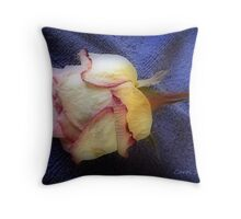 It's Beauty Glows Throw Pillow