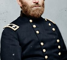 Ulysses S. Grant by Mads Madsen
