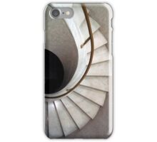 Spiral Stair - Denys Lasdun iPhone Case/Skin