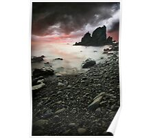 Dramatic Sea Poster