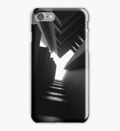 Cluster Block - Denys Lasdun iPhone Case/Skin