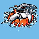 Poolshark by Jonah Block