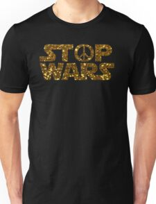 gold stop wars Unisex T-Shirt