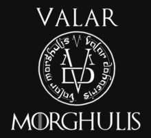 Game Of Thrones-Valar morghulis by IvaIvanovaART