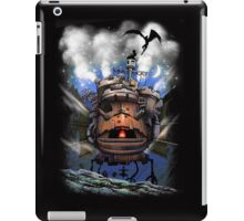 Love Story in the Moving Castle iPad Case/Skin