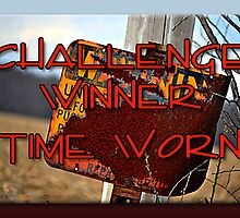 Challenge Winner Banner for Time Worn by Richard  Gerhard