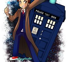 DOCTOR WHO by Lucy Fidelis
