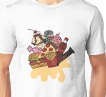 Junk Food Unisex T-Shirt