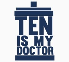Is Ten your Doctor? Kids Clothes
